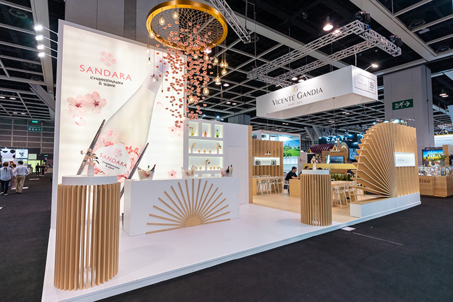 Exhibition Stand Design Hong Kong : Himalaya agence de design de stands & solutions dexposition